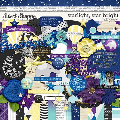 Starlight, Star Bright by Traci Reed