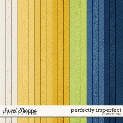 Perfectly Imperfect Shimmers by Amber Shaw