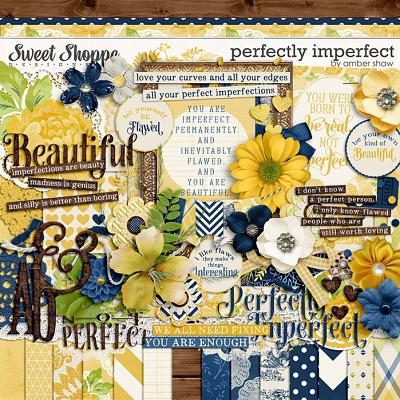 Perfectly Imperfect by Amber Shaw