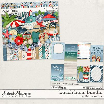 Beach Bum: Bundle by lliella designs