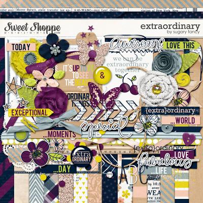 Extraordinary by Sugary Fancy