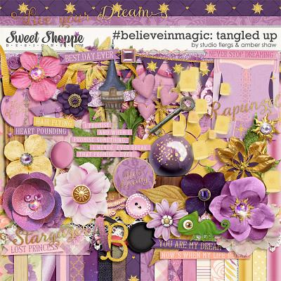 #believeinmagic: Tangled Up by Amber Shaw & Studio Flergs