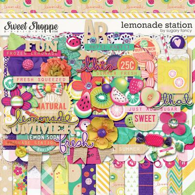 Lemonade Station by Sugary Fancy