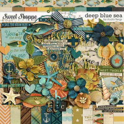 Deep Blue Sea :. by Studio Flergs