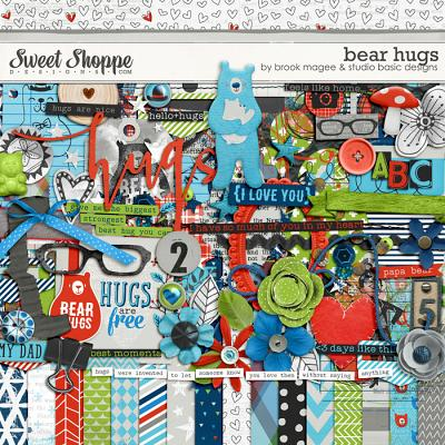 Bear Hugs by Brook Magee and Studio Basic Designs