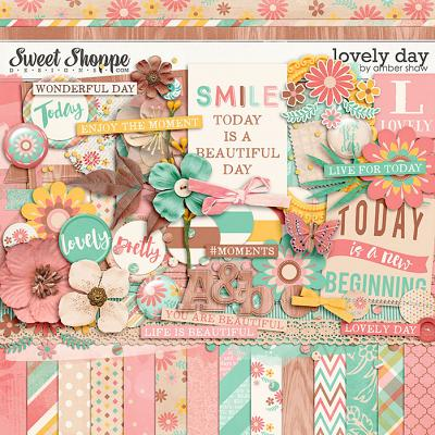 Lovely Day by Amber Shaw