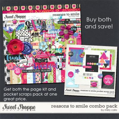 Reasons to Smile Combo Pack by Misty Cato