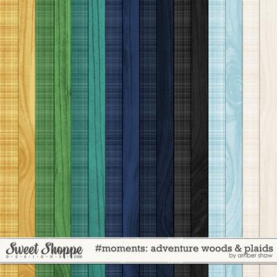 #moments: Adventure Woods & Plaids by Amber Shaw