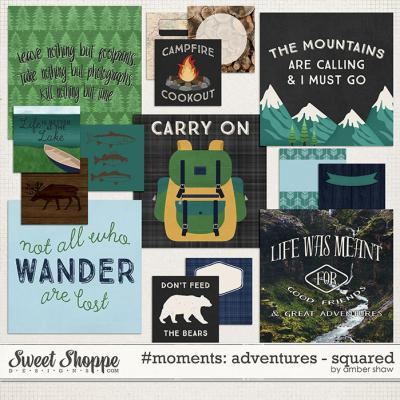 #moments: Adventure Squared Cards by Amber Shaw
