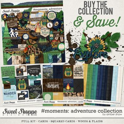 #moments: Adventure Collection by Amber Shaw