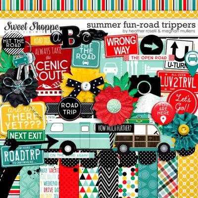 Summer Fun – Road Trippers by Heather Roselli & Meghan Mullens