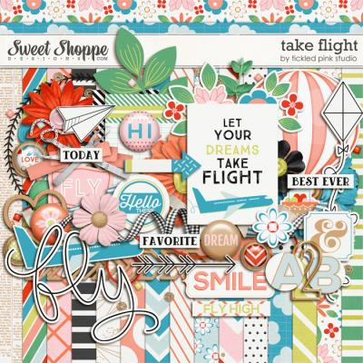 Take Flight by Tickled Pink Studio