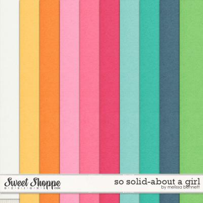 So Solid-About a Girl by Melissa Bennett