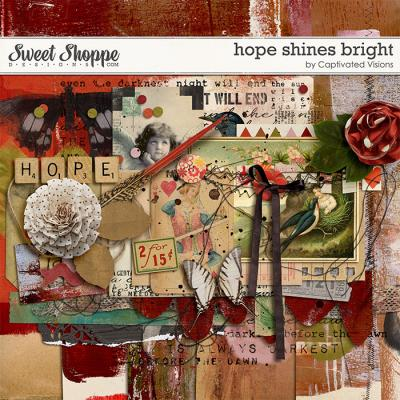 Hope Shines Bright by Captivated Visions