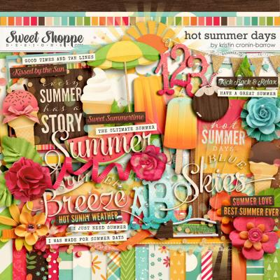 Hot Summer Days by Kristin Cronin-Barrow