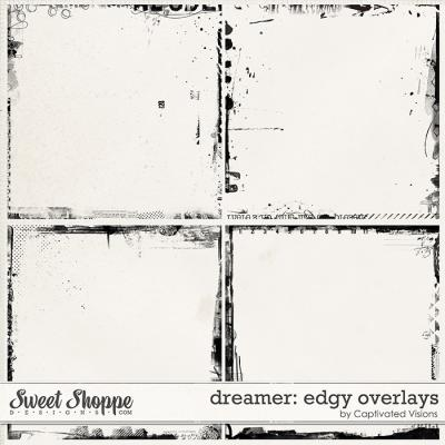 Dreamer: Edgy Overlays by Captivated Visions