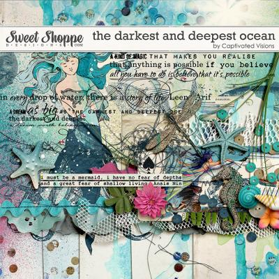 The Darkest and Deepest Ocean by Captivated Visions