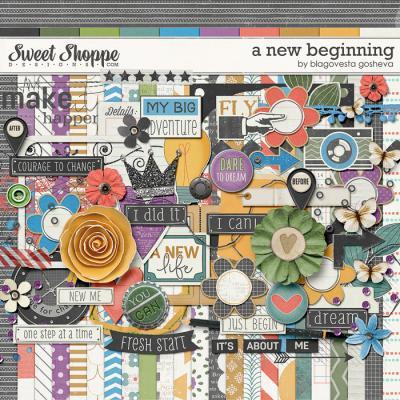 A New Beginning by Blagovesta Gosheva