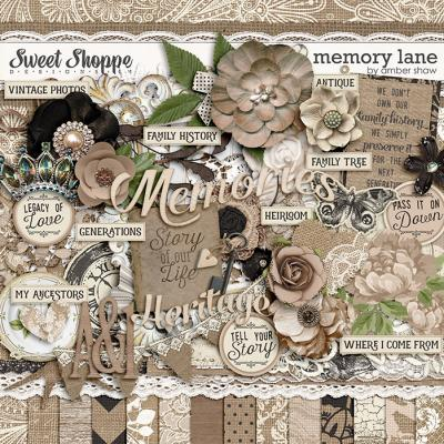 Memory Lane by Amber Shaw
