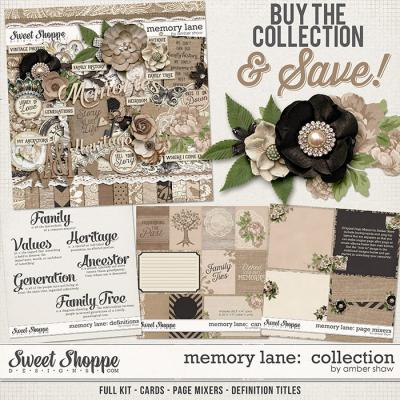 Memory Lane: Collection by Amber Shaw
