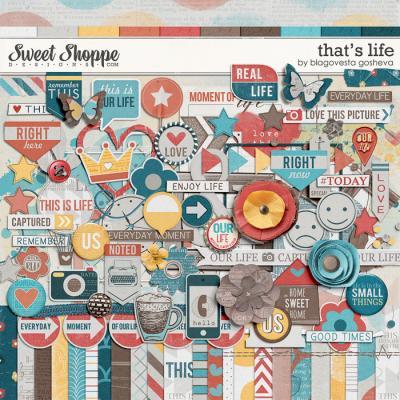 That's Life by Blagovesta Gosheva