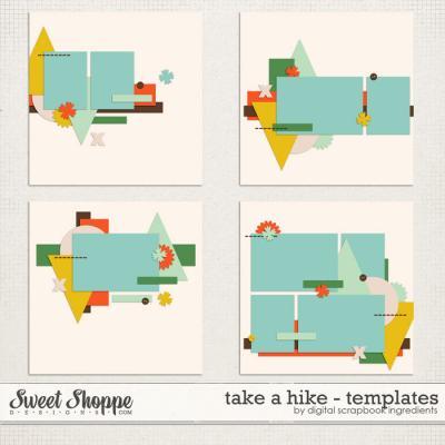 Take A Hike | Templates by Digital Scrapbook Ingredients