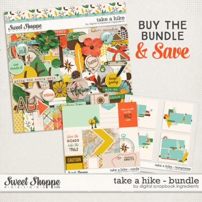 Take A Hike Bundle by Digital Scrapbook Ingredients