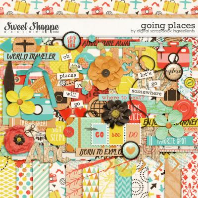 Going Places by Digital Scrapbook Ingredients