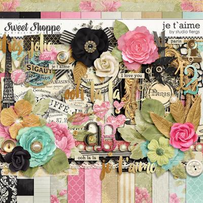 je t`aime by Studio Flergs
