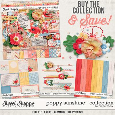Poppy Sunshine: Collection by Amber Shaw