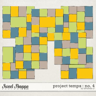 Project Temps : No. 4 by Amanda Yi