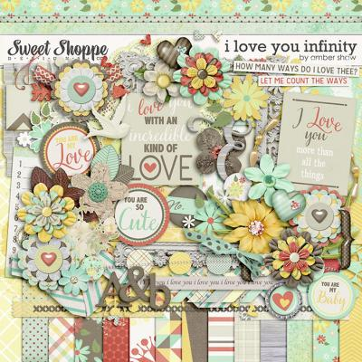 I Love You Infinity by Amber Shaw