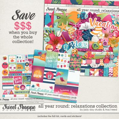 All Year Round: Relaxations Bundle by Traci Reed & Jady Day Studio