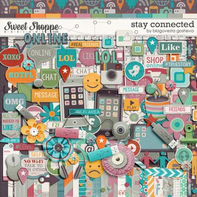 Stay Connected by Blagovesta Gosheva