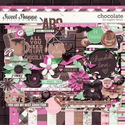 Chocolate by Sugary Fancy