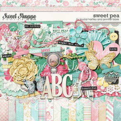 Sweet Pea by Krystal Hartley and Jennifer Labre
