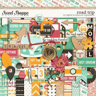 Road Trip by Digital Scrapbook Ingredients