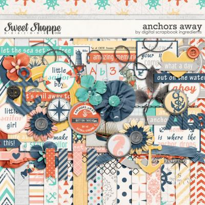 Anchors Away by Digital Scrapbook Ingredients