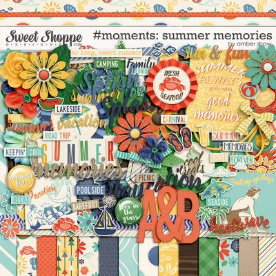 #Moments: Summer Memories by Amber Shaw