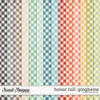 Honor Roll: Ginghams by Amber Shaw