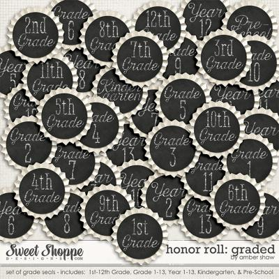 Honor Roll: Graded by Amber Shaw