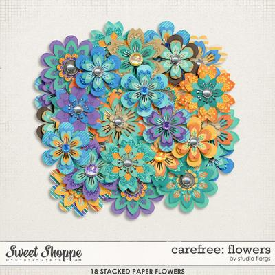 Carefree: FLOWERS by Studio Flergs