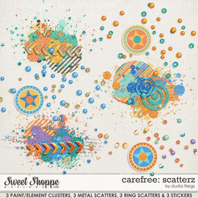 Carefree: SCATTERZ by Studio Flergs