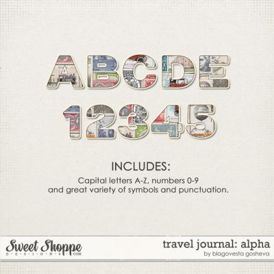 Travel Journal: Alpha by Blagovesta Gosheva