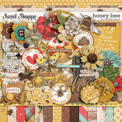 Honey Bee by Amber Shaw