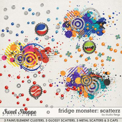 fridgemonster: SCATTERZ by Studio Flergs