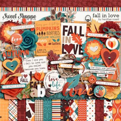 Fall in Love by Heather Roselli