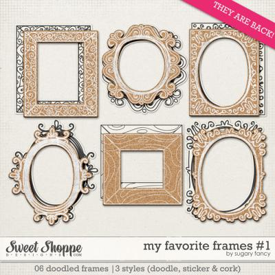 My Favorite Frames #1 by Sugary Fancy