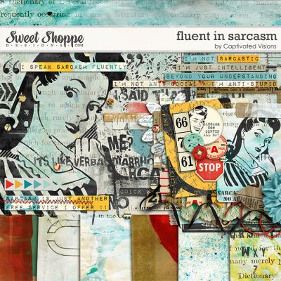 Fluent in Sarcasm by Captivated Visions