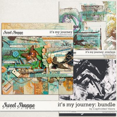 It's My Journey: Bundle by Captivated Visions